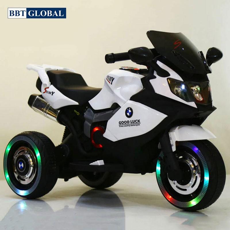 Xe máy điện cho bé BMW BBT-5166