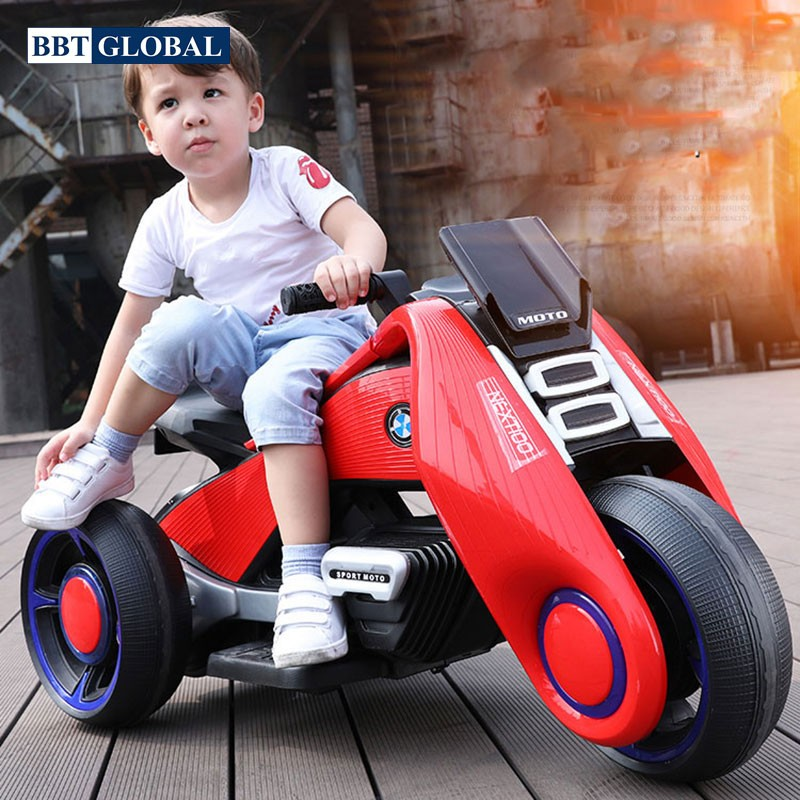 xe máy điện trẻ em bbt-1300d
