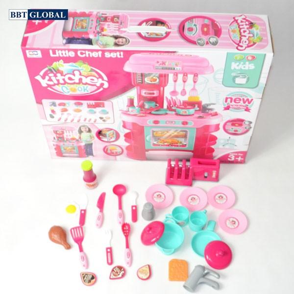 Bộ đồ chơi nấu ăn 008-908