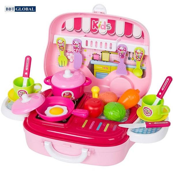 Bộ đồ chơi nấu ăn cho bé 008-915A