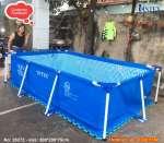 Bể bơi khung kim loại chữ nhật INTEX 28272