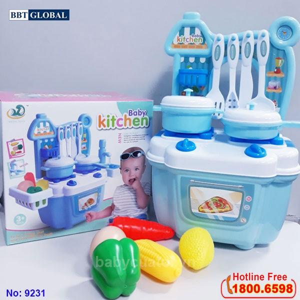 Đồ chơi bếp nấu ăn cho bé 9231