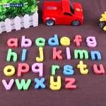 Bộ chữ và số nam châm cho bé