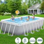 Bể bơi khung kim loại chịu lực 4m88 intex 26792