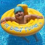 Phao bơi chống lật cho bé dưới 1 tuổi INTEX 56585
