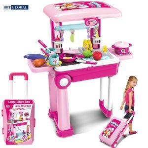 Đồ chơi nấu ăn vali kéo cho bé 008-921A