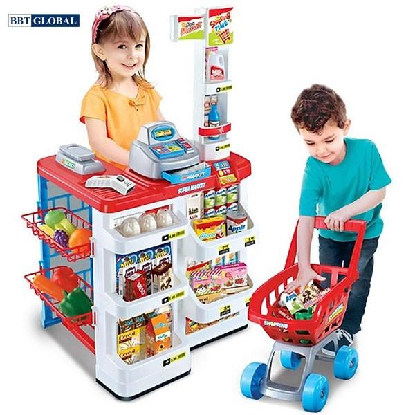 Đồ chơi bán hàng siêu thị cỡ lớn cao cấp 668-05