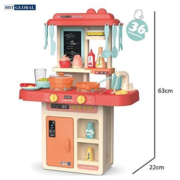 Bộ đồ chơi nhà bếp cho bé 889-170 | Kích thước