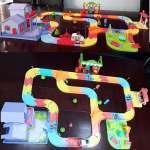Đồ chơi xếp hình thông minh thị trấn vui nhộn 889-907
