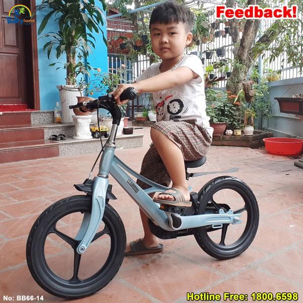 Xe đạp cho bé 3 tuổi
