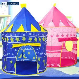 Nhà bóng công chúa hoàng tử lâu đài cổ tích BBT520
