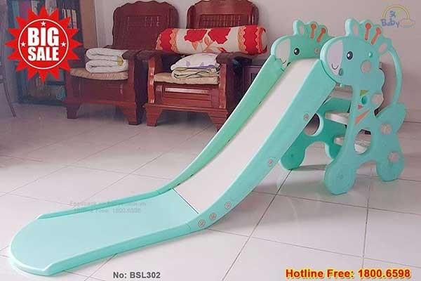 Cầu trượt đơn cho bé