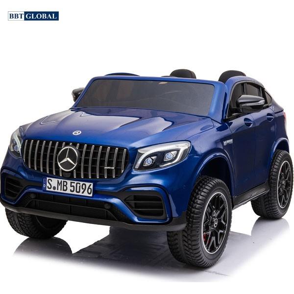 Xe ô tô điện trẻ em Mercedes GLC 63 S | Màu xanh