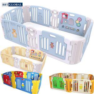 Quây bóng nhựa Hàn Quốc nhập khẩu size 1.16*1.96m có đồ chơi HNP736