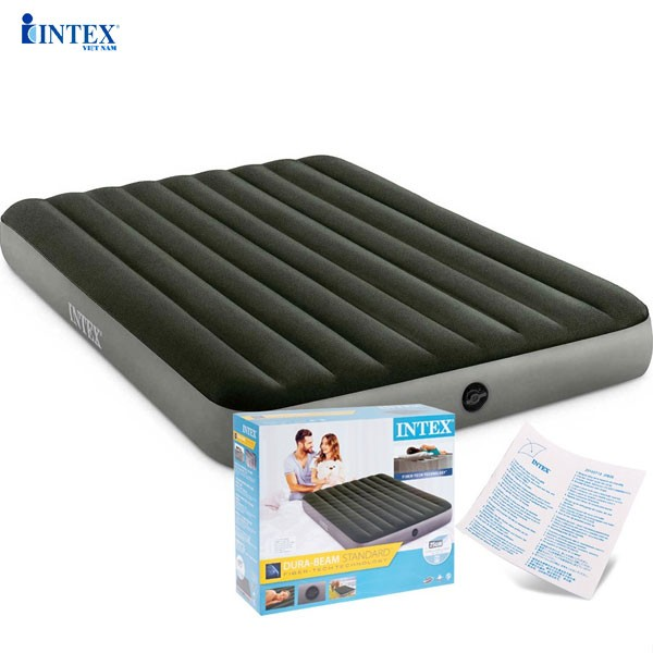 Đệm hơi đôi 1m52 công nghệ mới INTEX 64109