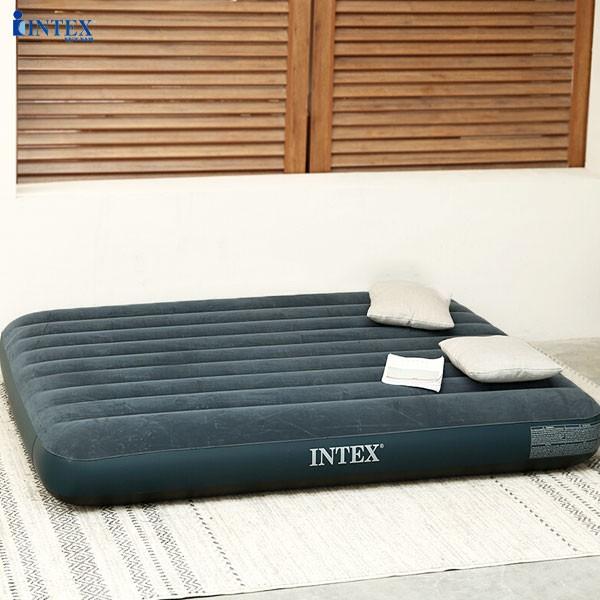 Đệm hơi đôi công nghệ mới 1m52 INTEX 64734