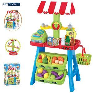 Bộ đồ chơi hoa quả cao cấp 008-52