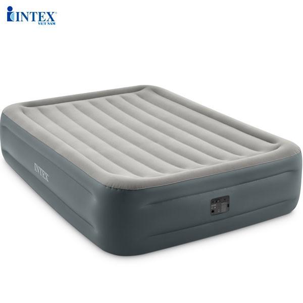 Giường hơi đôi tự phồng công nghệ mới INTEX 64126