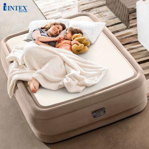 Giường hơi đôi tự phồng công nghệ mới INTEX 64478