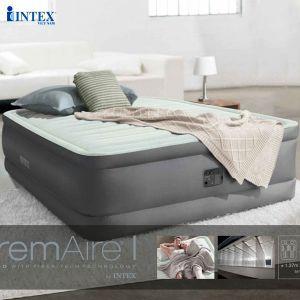 Giường hơi tự phồng công nghệ PremAire 1m37 INTEX 64904