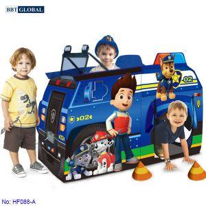 Nhà bóng xe cảnh sát cho bé cho bé HF088-A