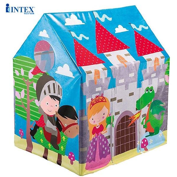Nhà bóng cho bé khu vườn cổ tích INTEX 45642