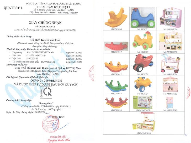 Bộ đồ chơi nhà bếp gỗ cao cấp MSN19032 | Chứng nhận chất lượng