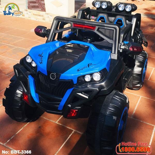 Xe ô tô điện trẻ em địa hình BBT-3366