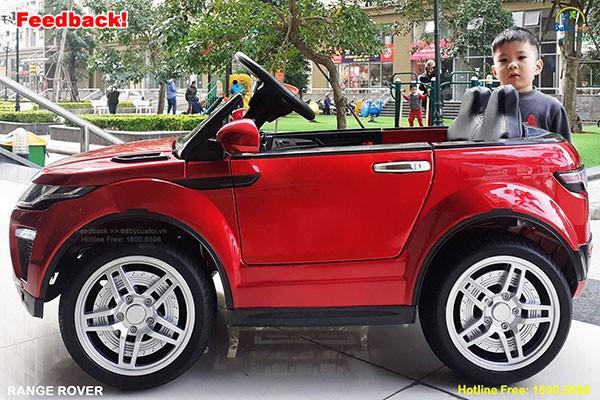 Xe ô tô điện trẻ em Range Rover BBT-6666