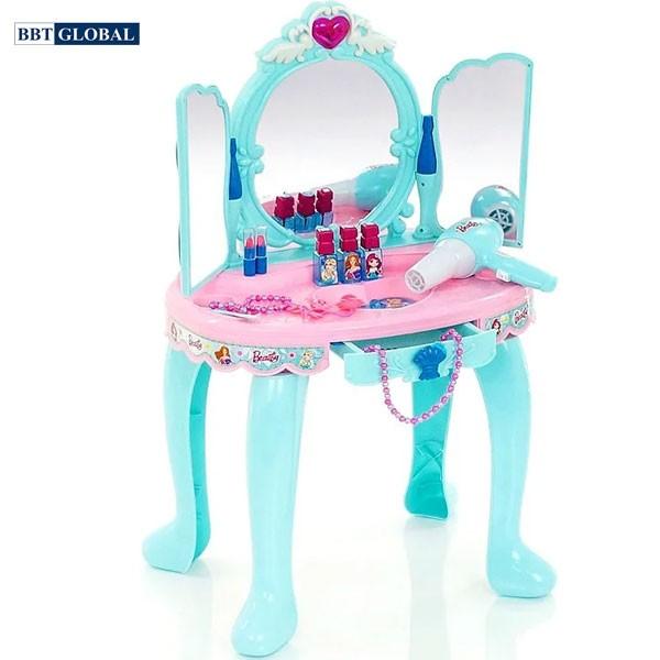 Đồ chơi trang điểm cho bé màu xanh ngọc 008-906