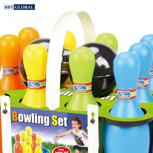 Đồ chơi Bowling cho bé BBT Global 11881L