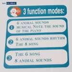Đồ chơi đàn âm nhạc ốc sên vui nhộn BBT Global 855-4A