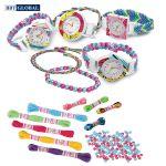 Đồ chơi tết vòng và đồng hồ đeo tay cho bé Fashion Star 868-67