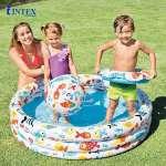 Bộ bể bơi INTEX 3 tiết cho bé 59469