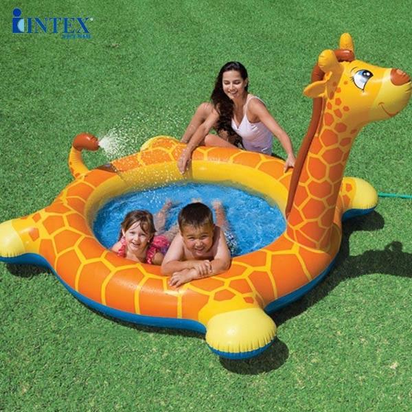 bể bơi phao hươu cao cổ INTEX 57434
