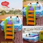 Bể bơi phao đại dương 3 tầng cỡ lớn 3m05 INTEX 58485