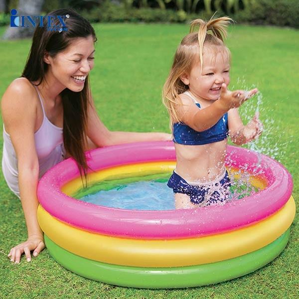 bể bơi phao mini cho bé intex 58924