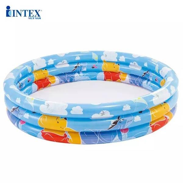 Bể bơi phao gấu Pooh Intex 58915