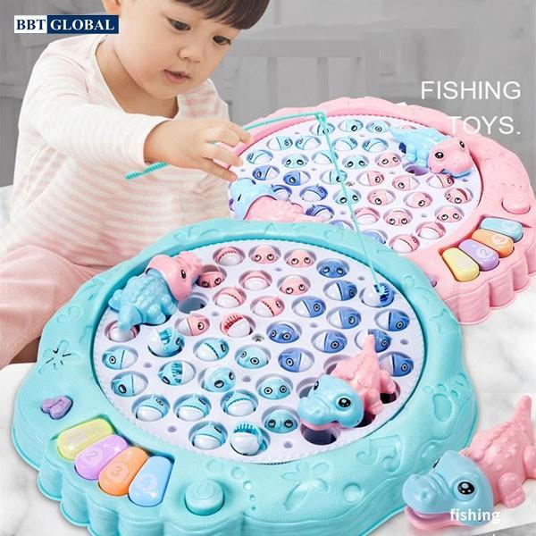 Đồ chơi câu cá cho bé 2 tuổi