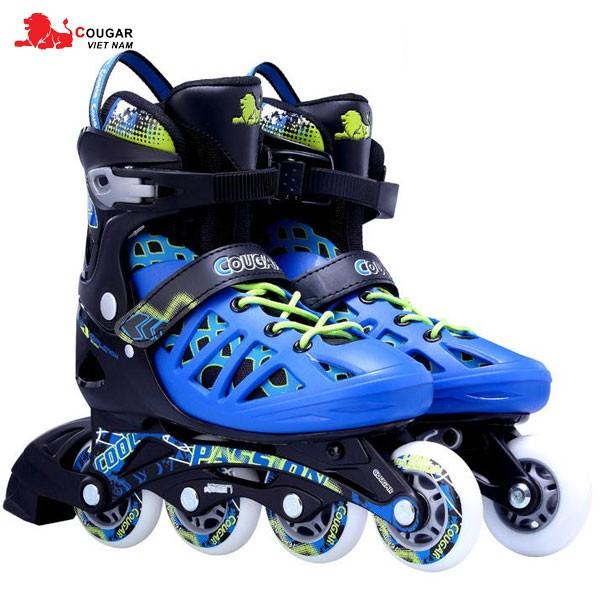Giầy trượt patin Cougar size chân to MZS308N