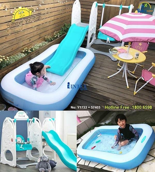 Hồ bơi phao trẻ em INTEX 57403