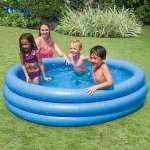 Hồ bơi phao trẻ em INTEX 3 tầng 1m68 58446