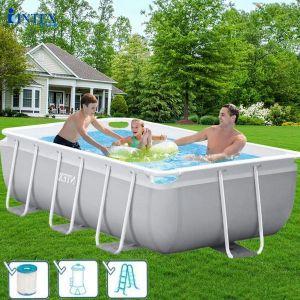 Bể bơi lắp ghép thông minh chịu lực 3m*2m INTEX 26784