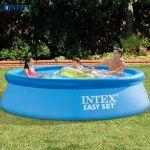Bể bơi gia đình cổ bơm hơi 3m05 INTEX 28120