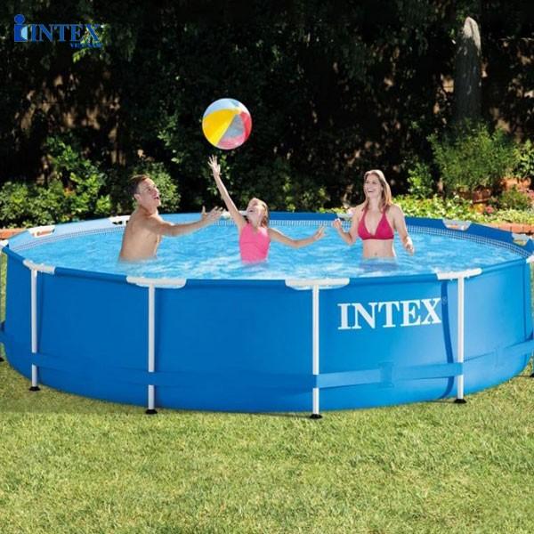 Bể bơi thông minh cho gia đình 366*76cm INTEX 28210