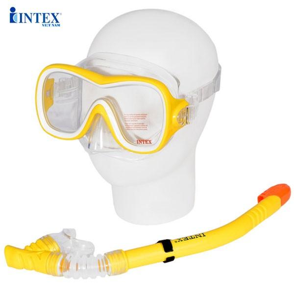 Kính bơi ống thở trẻ em INTEX 55647