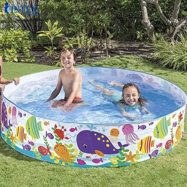 bể bơi lắp dựng trẻ em
