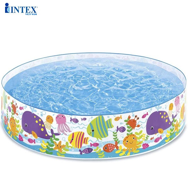 Bể bơi trẻ em lắp dựng 1m83 INTEX 56452