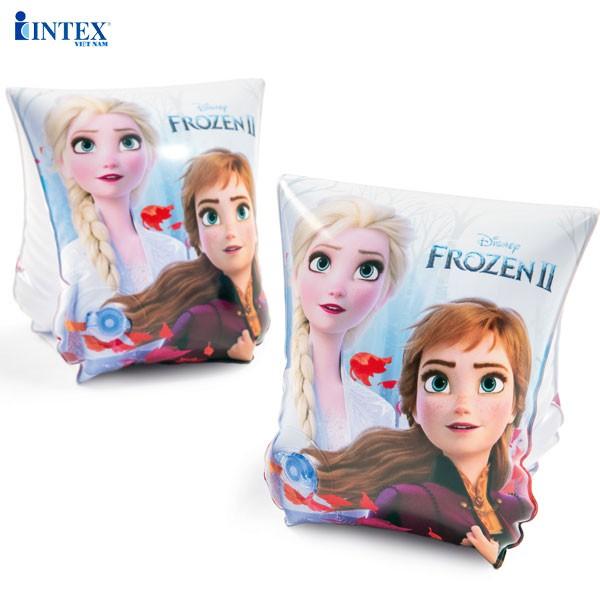 Phao tay nữ hoàng băng giá Frozen INTEX 56640