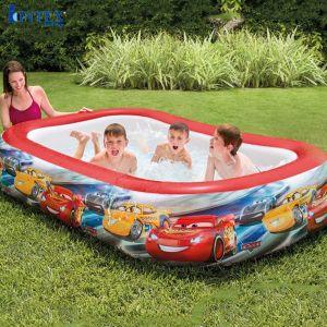 Bể bơi phao hình ô tô McQueen INTEX 57478